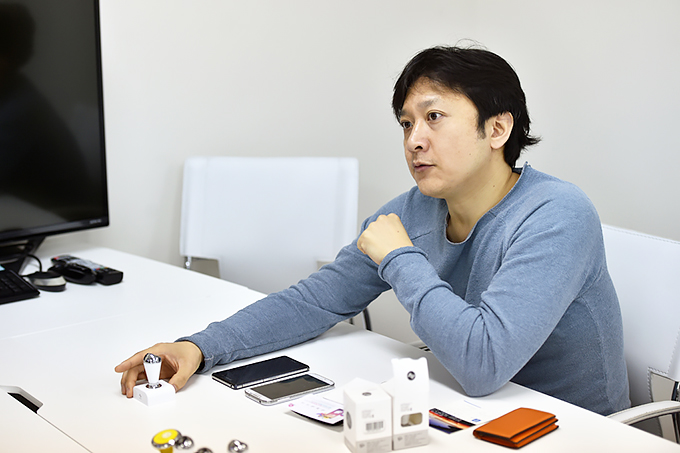 General Manager 金庚沢さん