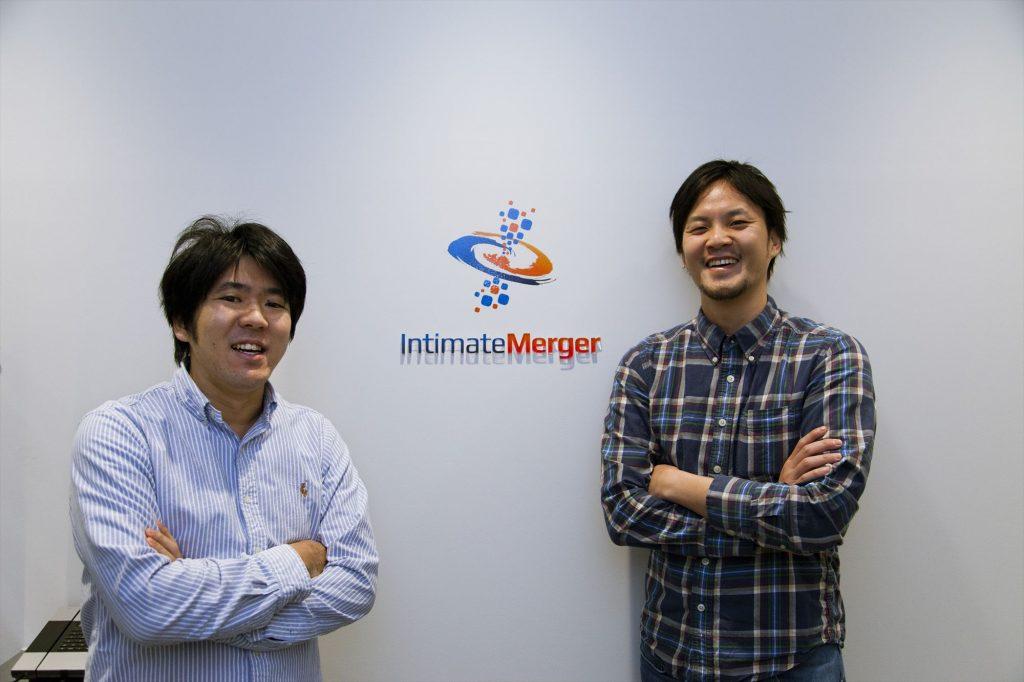 株式会社インティメート・マージャーのオフィス事例