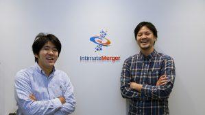【インティメート・マージャー】整然としたシンプルなオフィス