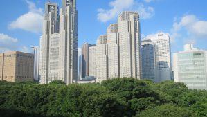 眺望の良いオフィスを探したい!都心でも緑が見える意外なエリア~新宿区・渋谷区・千代田区~