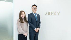 【AREXY】目指したのは、働きやすさと信頼を生む空間。過渡期を迎える会社を支え、さらなる成長を促すオフィス