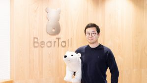 【BearTail】「地に足のついた価値観をオフィス空間に反映させたい」居抜きのメリットを活かしつつ、社員の働きやすさを追求