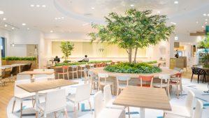 恵比寿ガーデンプレイスの食堂「恵比寿ガーデンカフェ」に行ってきた!