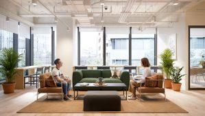 【NEWS】WeWork、フロア単位でプライベート利用可能な「Floors by WeWork」をオープン