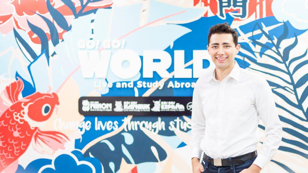 株式会社GoGo Worldのオフィス事例