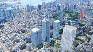 【特選】2019年に竣工する注目の大型オフィス物件(東京)