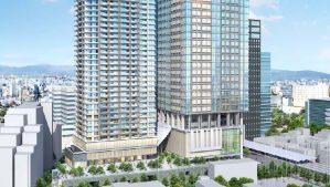 【NEWS】中野駅南口の大規模再開発、2022年の完成を目指す