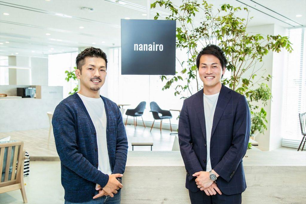 株式会社nanairoのオフィス事例