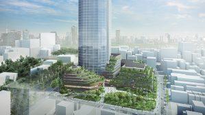 【NEWS】四谷駅前の再開発、名称が「CO・MO・RE YOTSUYA(コモレ四谷)」に決定