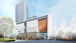 【NEWS】横浜駅西口の再開発、「JR横浜タワー」等に決定。2020年夏までの開業を目指す