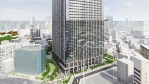 【NEWS】(仮称)赤坂二丁目プロジェクト、国家戦略特別区域計画に認定