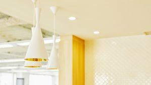オフィスにおすすめ!おしゃれな照明10選。デザイン性の高い人気商品をご紹介