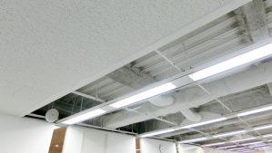 オフィスの天井を抜いてスケルトンにするメリット・デメリットは?解体費用はどのくらいかかる?