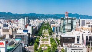 豪雪都市・札幌のオフィス探しで重要なポイントとは?主要な大型オフィスと、大規模再開発まとめ