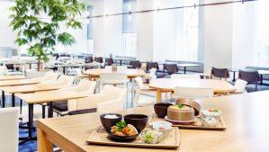 新宿野村ビルの食堂&ワークスペース「NEON」に行ってきた!