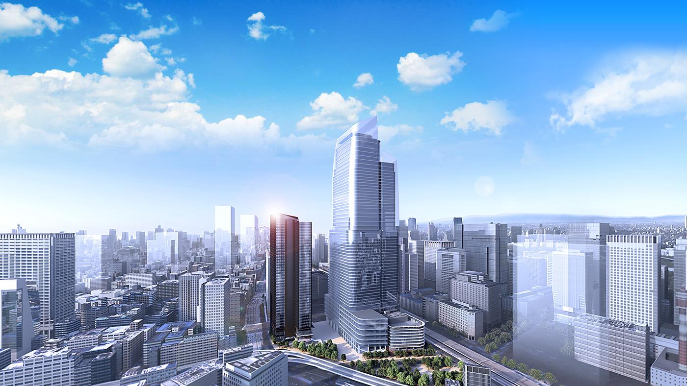 日本一の高層ビルが東京駅前に誕生。2027年完成予定の「東京駅前常盤橋 ...