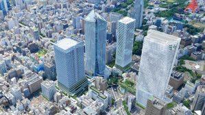 虎ノ門・麻布台が再開発で一変!グローバル需要を取り込み、より国際色豊かな街へ