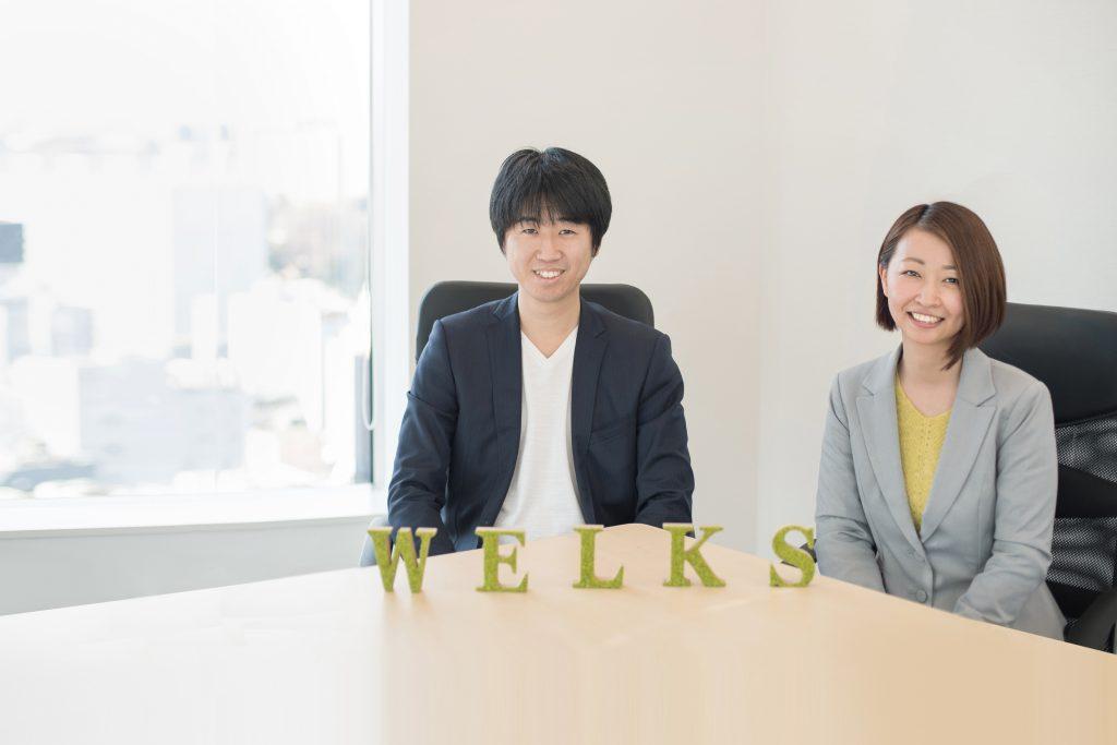 株式会社ウェルクスのオフィス事例
