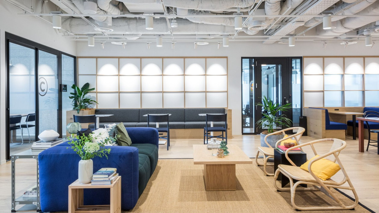 WeWork Dタワー西新宿