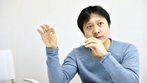 【12cm】日本法人初のオフィス