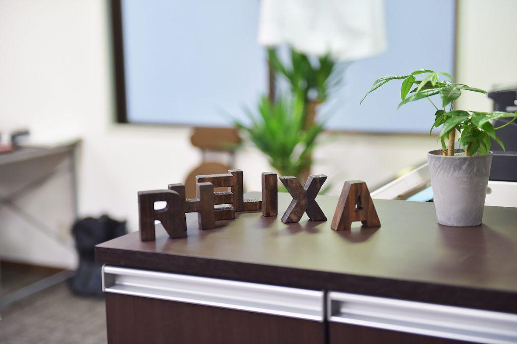 株式会社Rhelixaのオフィス事例